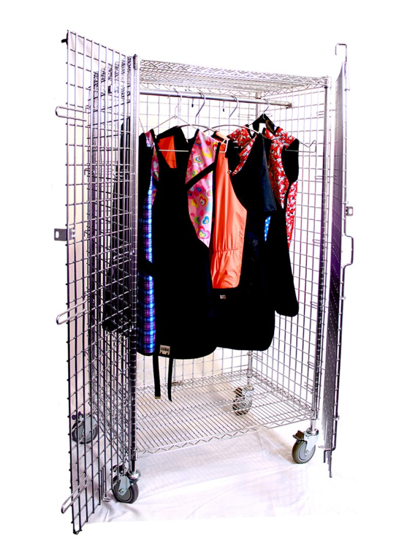 Apron Security Rack