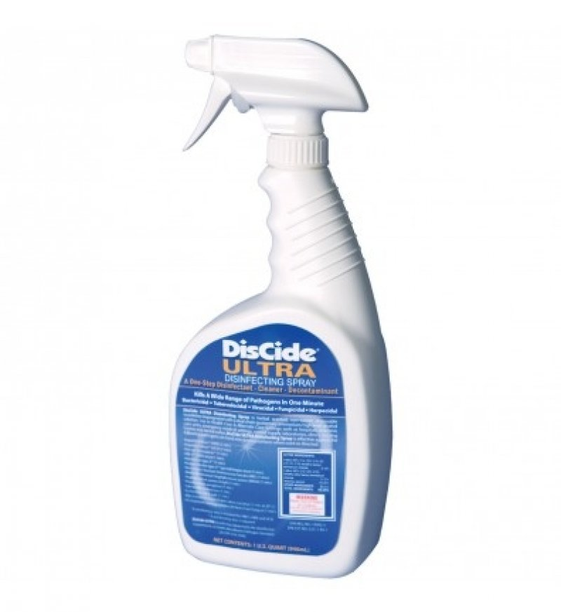 DisCide Ultra: Disinfecting Spray