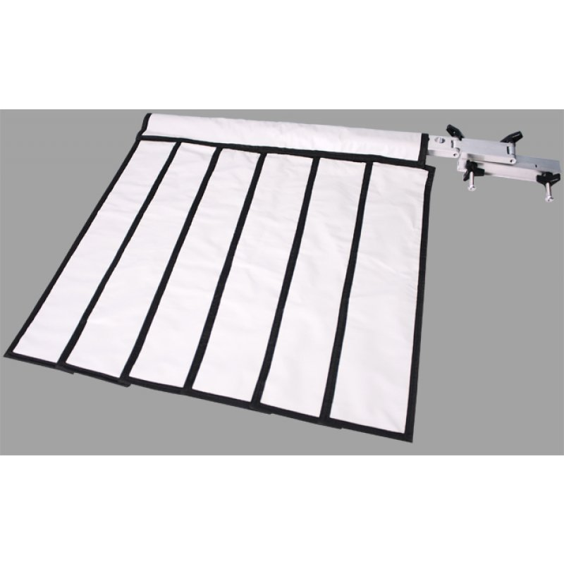 Single Pivot Swing Arm Drape
