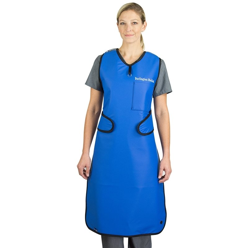 Standard F17- Frontal Apron with Crisscross Stretch Back