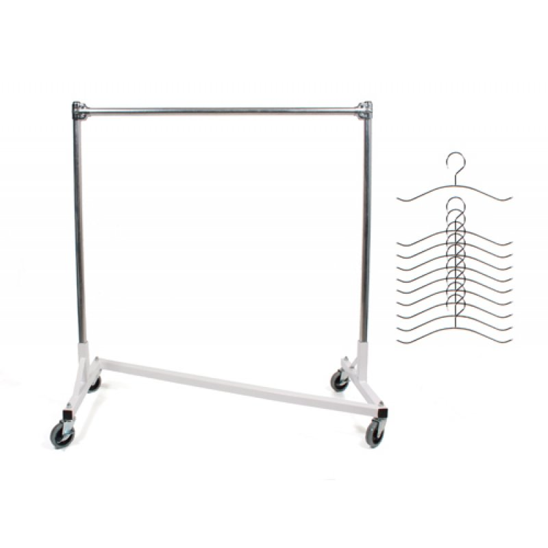 MR4 Apron Rack w/ 10 Hangers