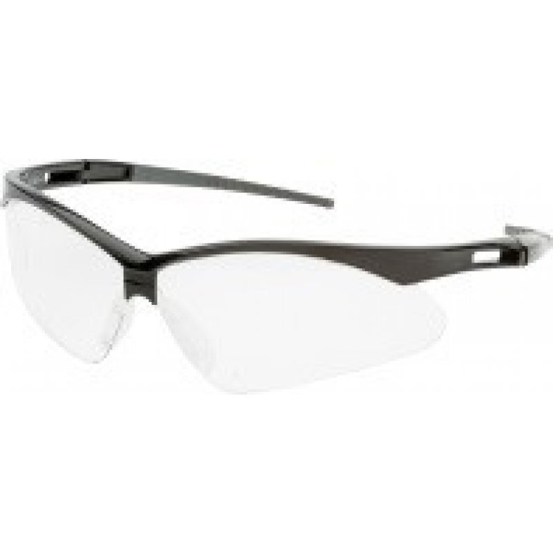 PMXtreme Plano Black W/Clear Lens