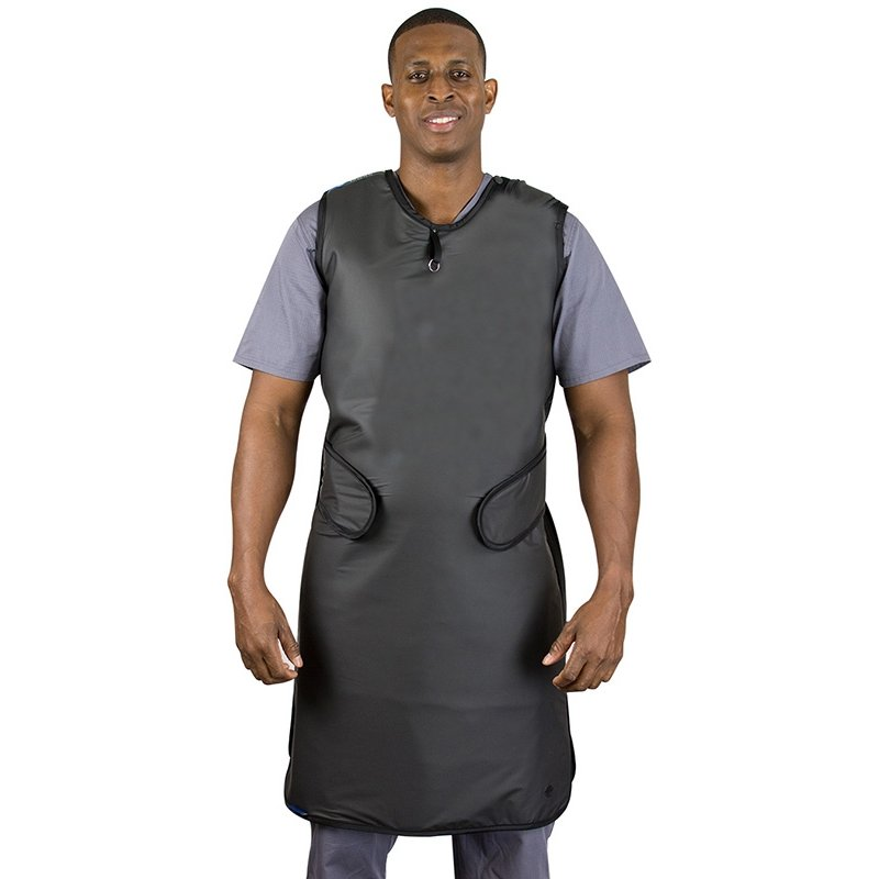 Front and Back Lead Apron