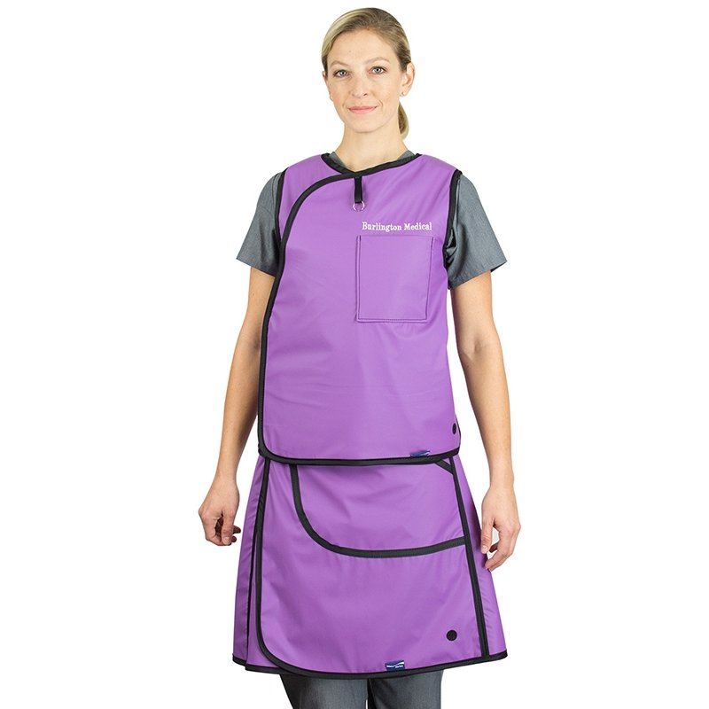 Full Overlap Front/Back Vest (kilt sold separately)