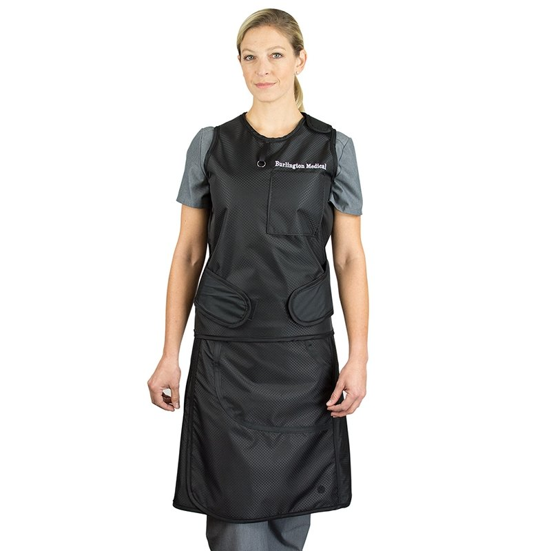 PVEST: Vest with Stretch Velcro Closure (kilt sold separately)