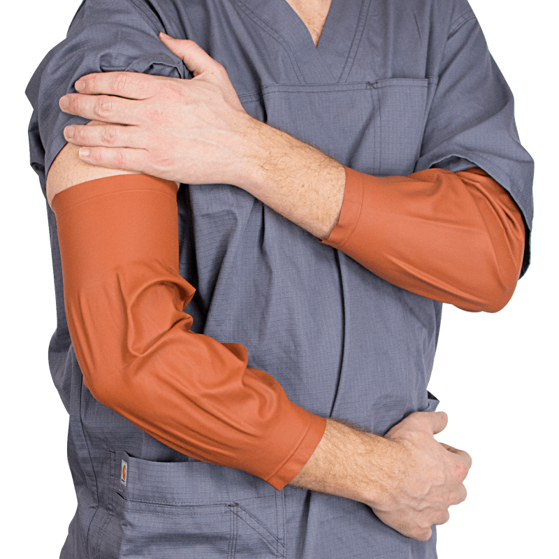 Radiation Attenuating Sleeves