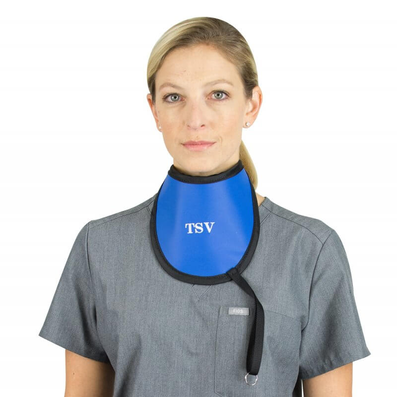 TSV - Thyroid Shield Visor