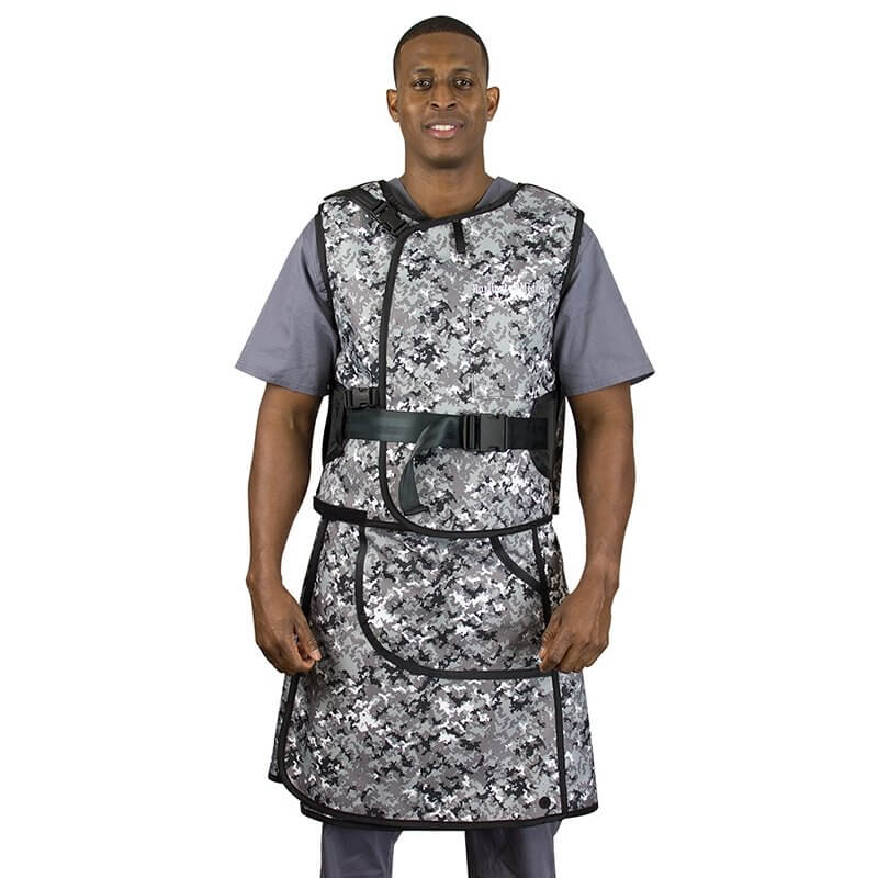 VK- Vest and Kilt Lead Apron