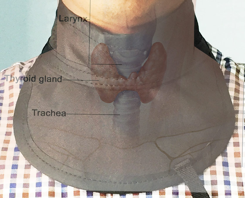 Is Your Thyroid Shield Protecting You?
