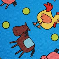 Farm Animals Blue - #410
