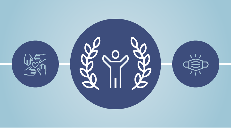 employee recognition icons